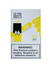 JUM Nicotine Salt Pods - Juul Compatible