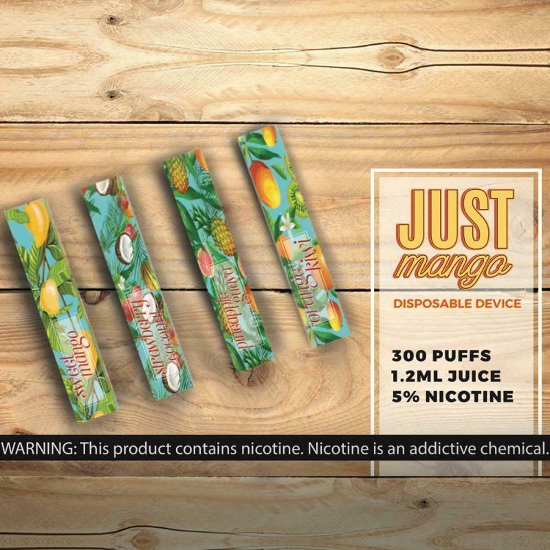 Just Mango Disposable Pod Device