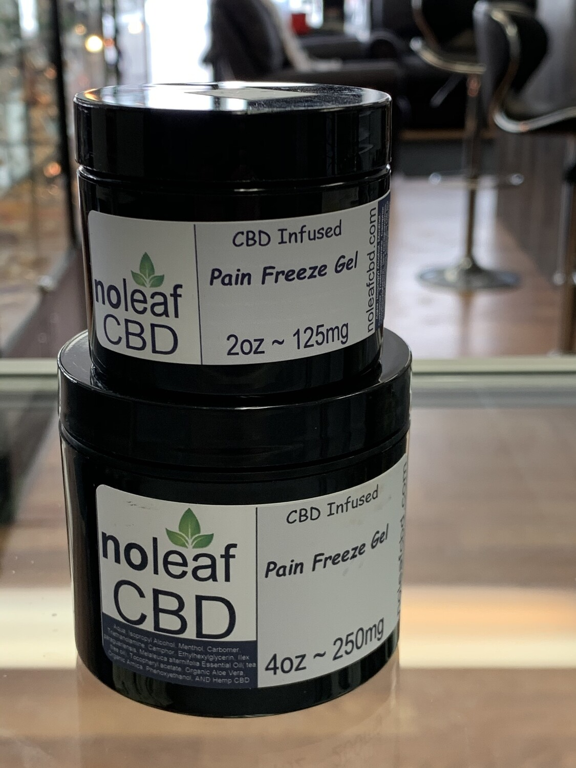 Pain Freeze Gel