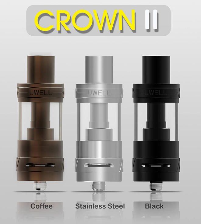 UWELL CROWN II SUB-OHM TANK