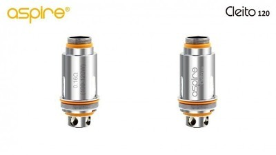 ASPIRE CLEITO120 REPLACEMENT COIL 5PK