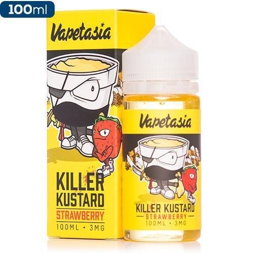 Killer Kustard Strawberry