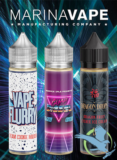 MarinaVape Eliquid 60ml