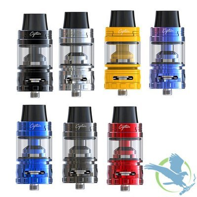 IJOY CAPTAIN S SUB-OHM TANK - 4ML
