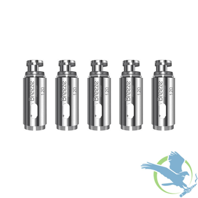 ASPIRE BREEZE REPLACEMENT COILS - U-TECH COIL .6 OHM - PACK OF 5 (MSRP $15.00)