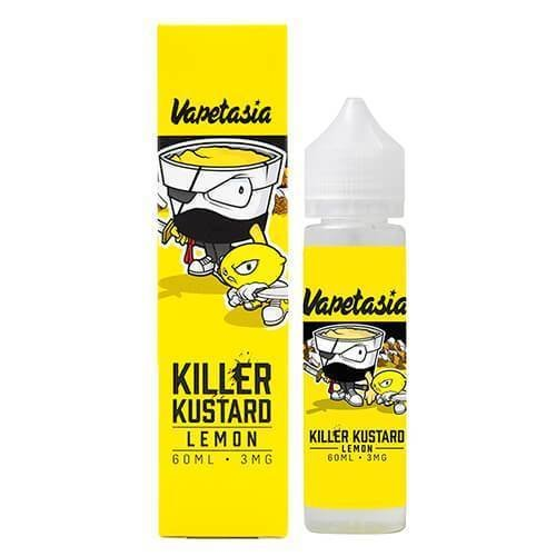 Killer Kustard Lemon 60ml