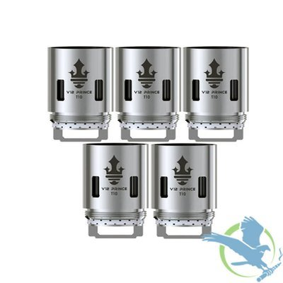 SMOK TFV12 PRINCE TANK REPLACEMENT COILS - PACK OF 3