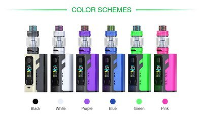 IJOY CAPTAIN X3 324W TC STARTER KIT INCLUDING 3 X 20700 BATTERIES WITH CAPTAIN X3 TANK