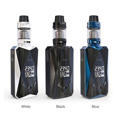 IJOY Diamond PD270 234W TC Kit with Captain X3S