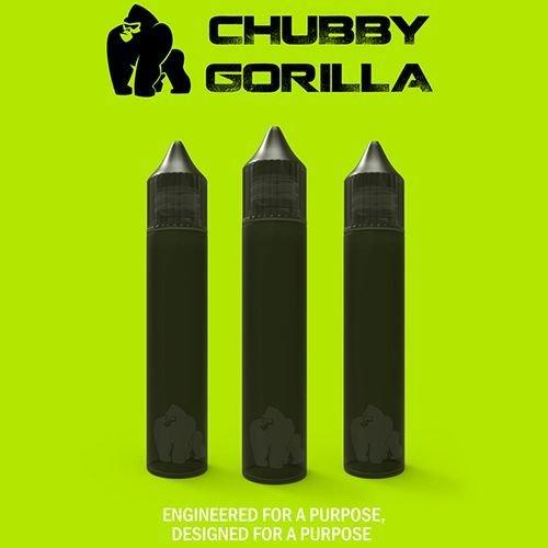 Chubby Gorilla - 30ml PET Unicorn Bottles (100 pack)