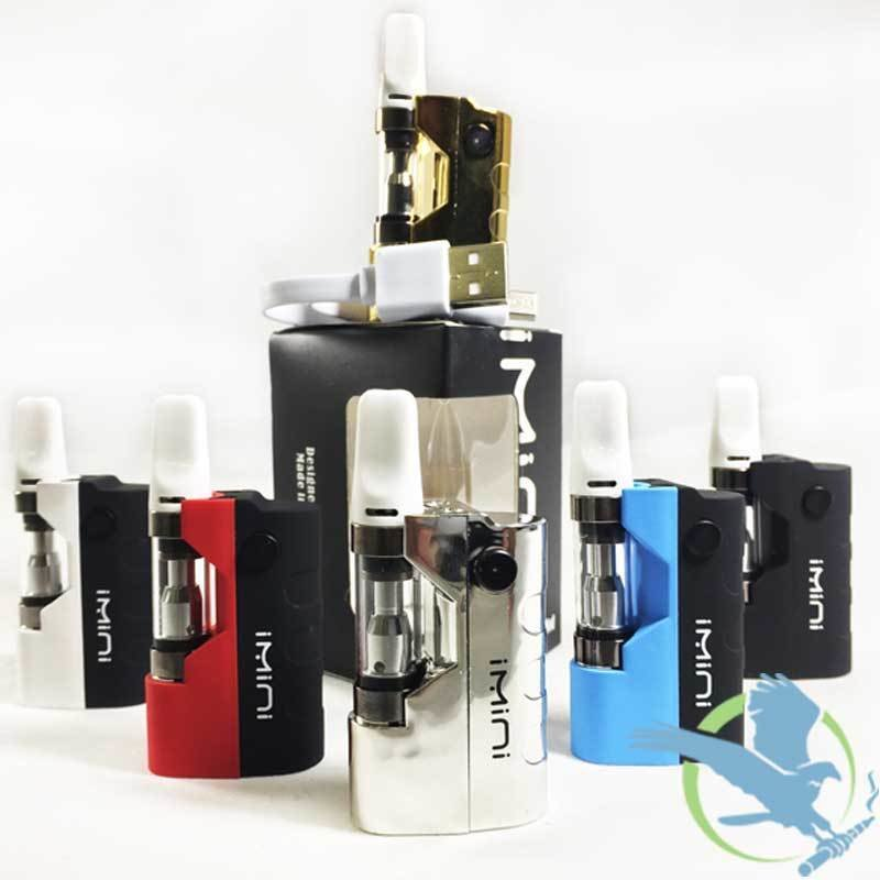 IMINI KIT BY PLUTO WITH CERAMIC TIP AND AIRFLOW CONTROL