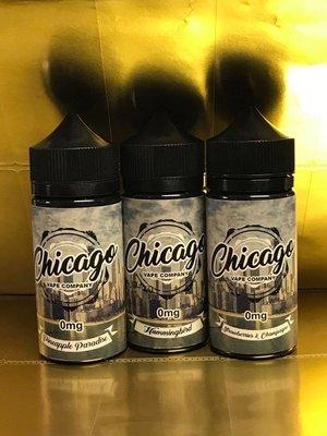 Chicago Vape Company 100ml