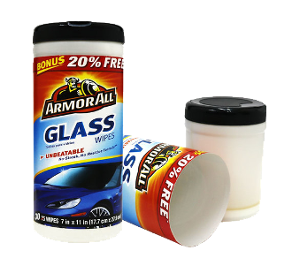 Armor All Wipes Mixed Bottles