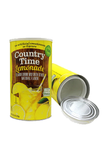 Country Time Lemonade Safe Can