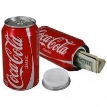 COCA COLA SAFE CAN