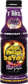 High Voltage Detox Drink 16oz
