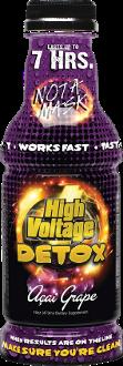 High Voltage Detox Drink 16oz