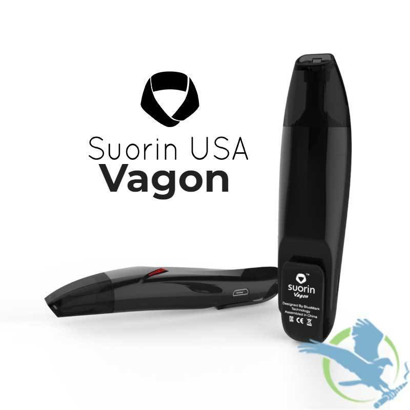SUORIN VAGON 310MAH POD SYSTEM STARTER KIT WITH SINGLE 2.5ML REFILLABLE POD