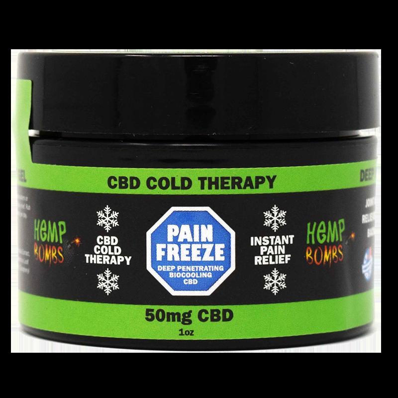 1 oz CBD Pain Rub
