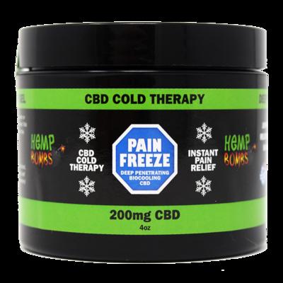 4 oz CBD Pain Rub