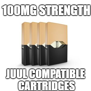 100mg Cartridge for Juul