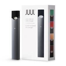Juul Starter Kit with 4 pods & Charger