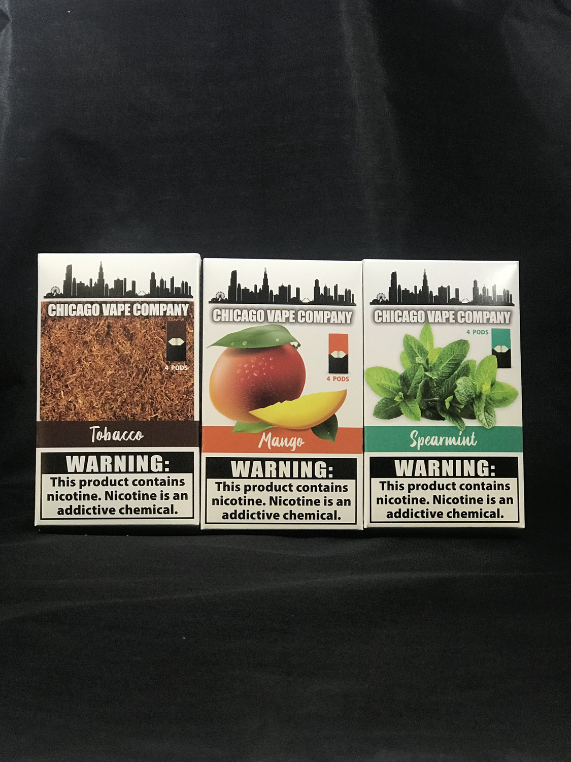 "Chicago Vape Company ""10"" Pack"