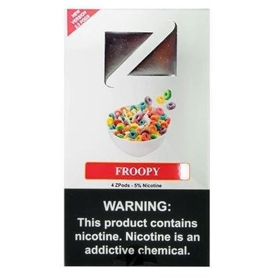 ZIIP 2.0 REPLACEMENT PODS FOR JUUL - FROOPY FLAVOR