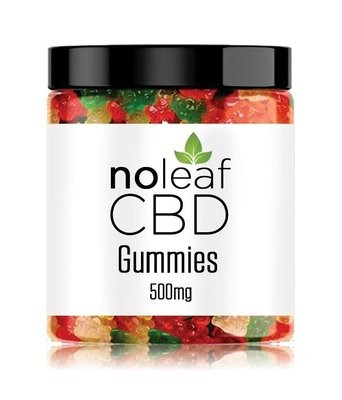No Leaf 30 Count Gummies