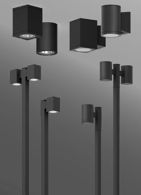 Tango 30 Wall light Area Light LED