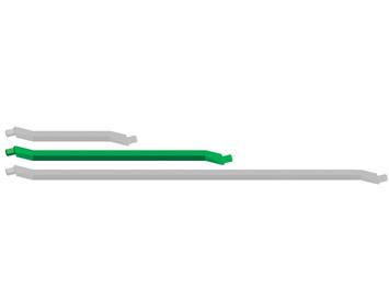 Zometool Streben/Struts Green G1