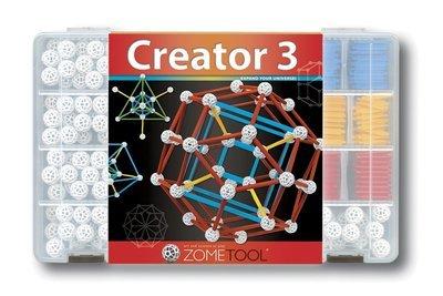 Creator 3 - jetzt mit 798 Teilen