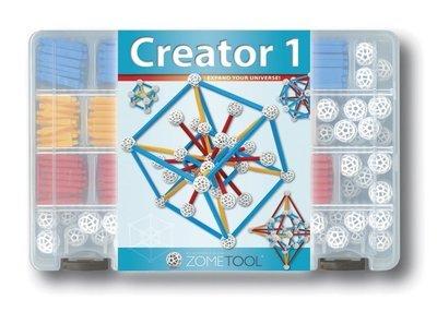 Creator 1  -  Der Baukasten zum Einstieg