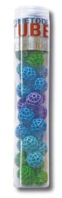 Zometool Tube Blau/Grün