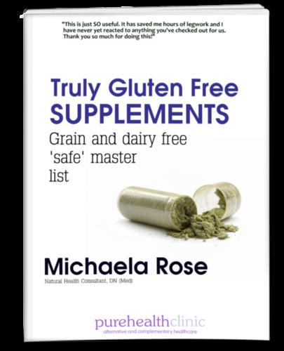 TGF Supplements Master List