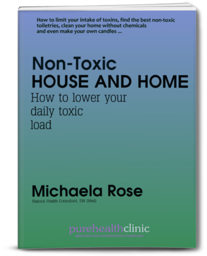 Non-Toxic House & Home Factsheet