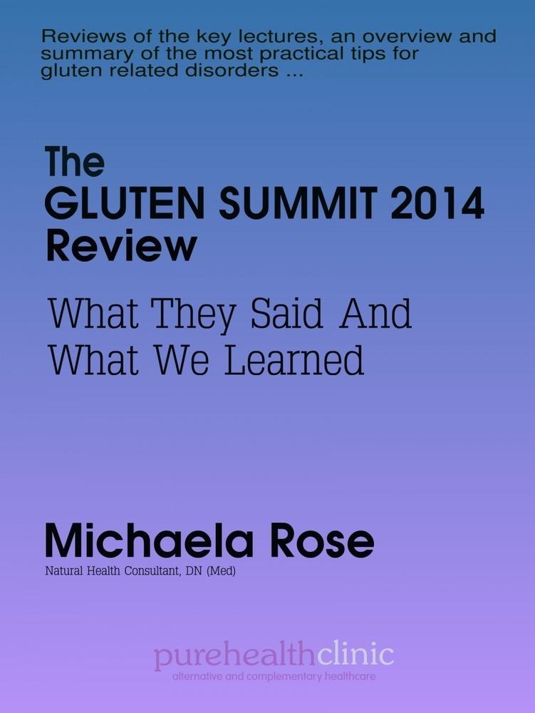 Gluten Summit Review 2014