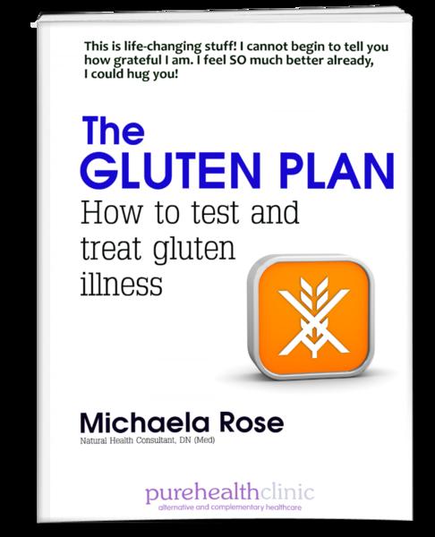 Gluten Plan Preview