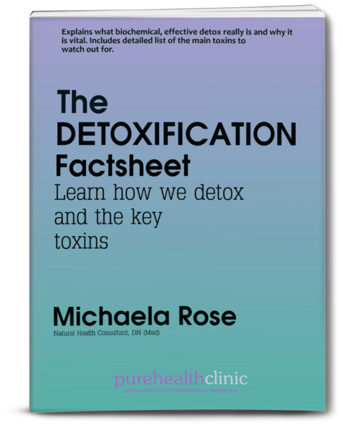 Detoxification Factsheet