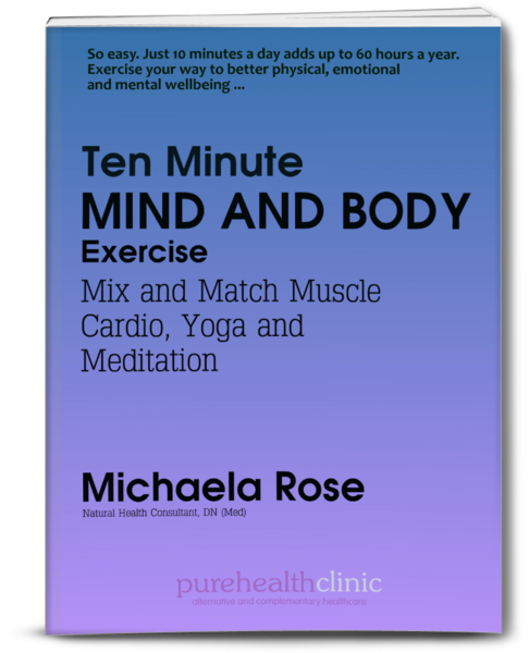 10 Minute Mind & Body Exercise