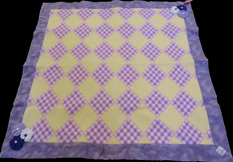 Crib Blanket (girl)