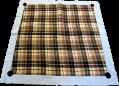 Crib Blanket (Boy)