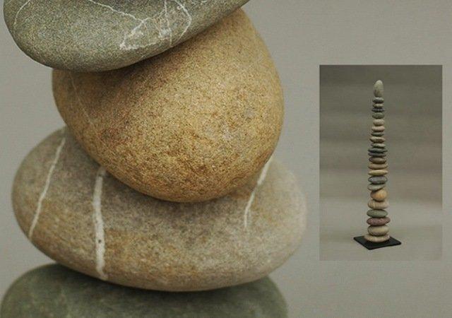Stone piller # 3/100