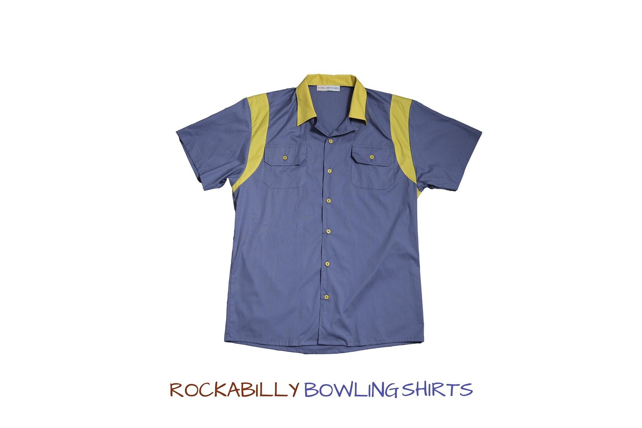 Custom Bowling Shirts Australia Joe Maloy