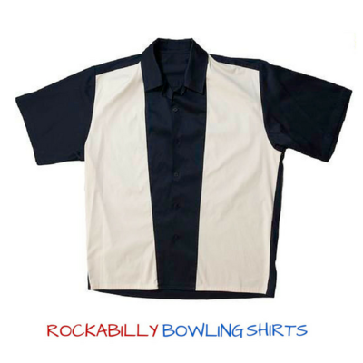 Classic 50s Bowling Shirt Rock