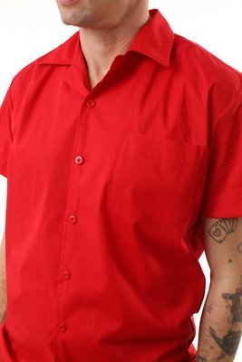 Classic Red Shirt