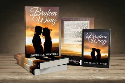 Broken Wing, Print + E-Book Bundle
