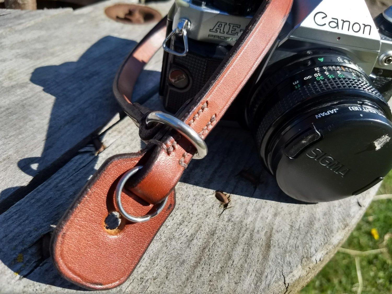 Roamer Camera Slipped Wrist Strap