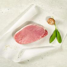 Mangalitza Schnitzel, schönes Fleischstück. Ideal für Schnitzel oder Kurzgebratenes, 1KG am Stück