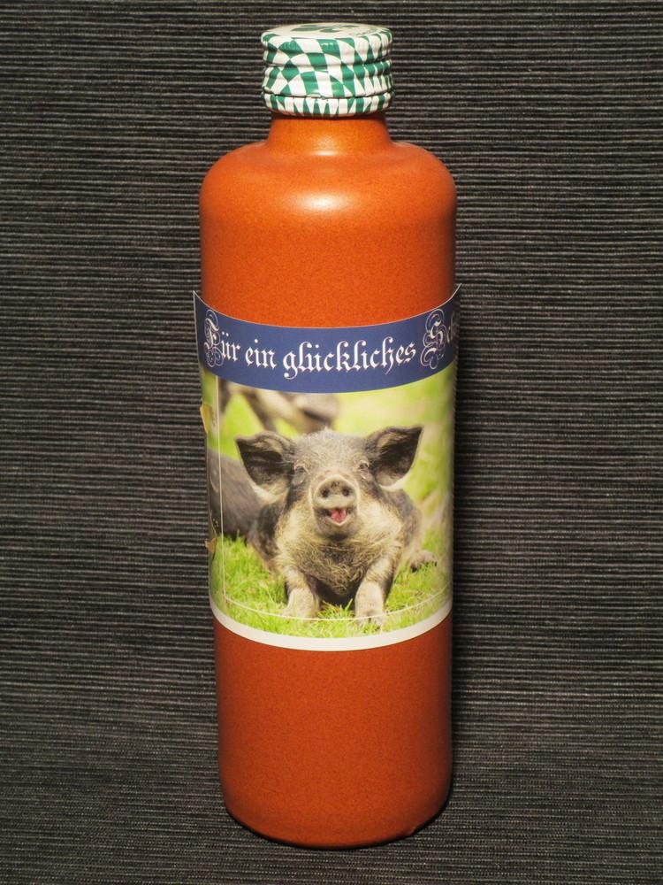 Wollschwein Tropfen, so ein guter Schnaps!! 0,35l